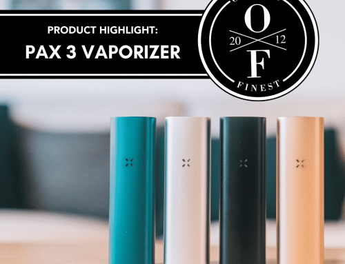 PAX 3™: The Official Vaporizer of Oregon's Finest