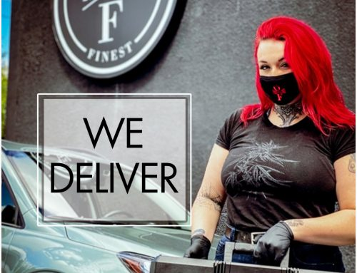 How does Oregon's Finest Delivery Service work?