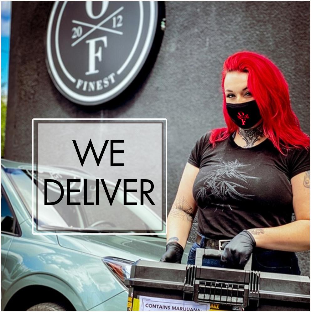 Portland Cannabis Delivery Service
